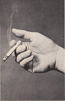 Определи характер человека по тому, как он держит сигарету BroDude.ru cigaretes hold1495120614