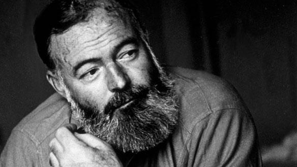 Эрнест Хемингуэй   отличный писатель с отличной бородой BroDude.ru hemmingway0082774975