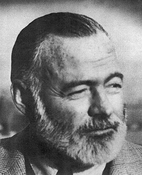 Эрнест Хемингуэй   отличный писатель с отличной бородой BroDude.ru hemmingway1295659844