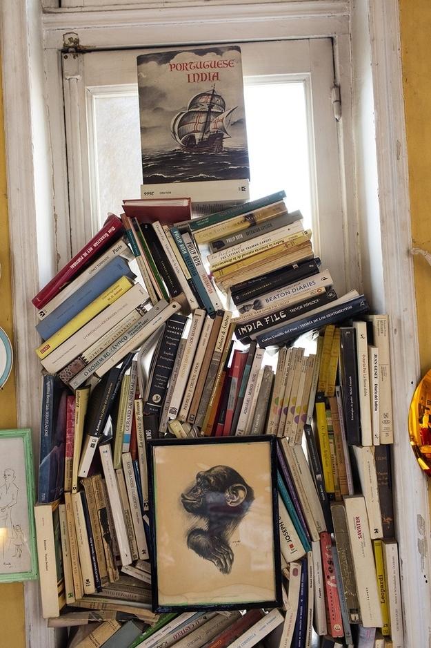 25 идей с книгами BroDude.ru