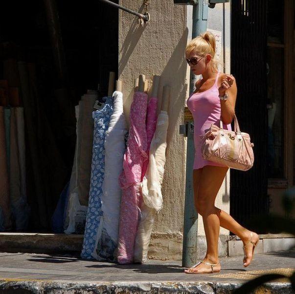 Девки дают на улице всем