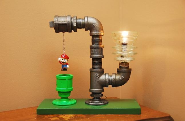 Поделки из водопроводных труб 730