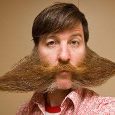 Усы и бороды, которые бесят подруг