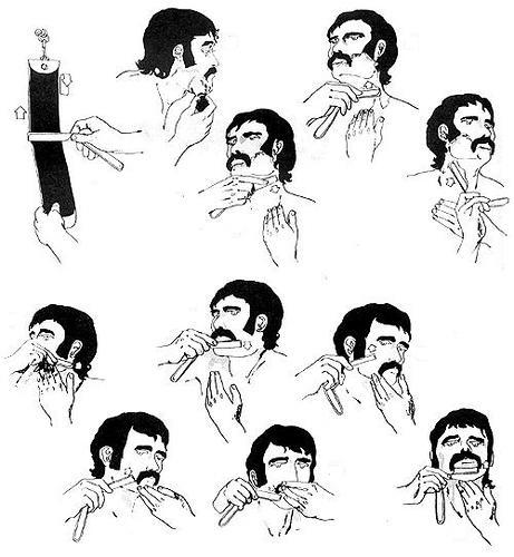 Как бриться опасной бритвой BroDude.ru