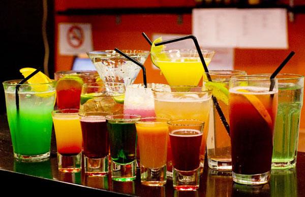 Напиток для дня рождения