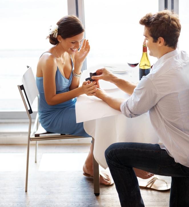 Сонник предложение от мужчины выйти замуж