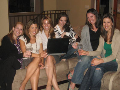 фото с друзьями