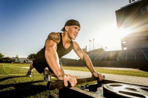 Лучшие упражнения на все группы мышц