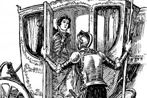 Почему важно открывать двери перед дамой?