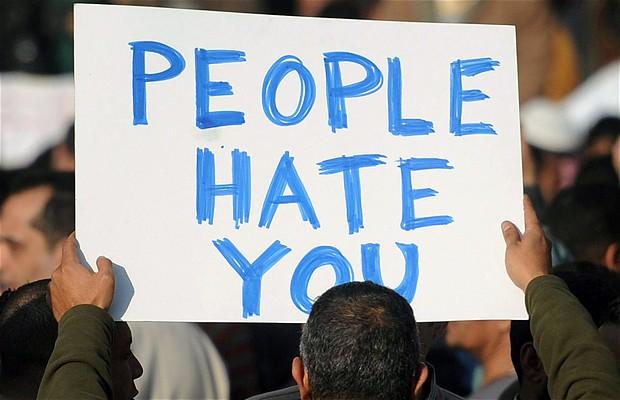 как быть когда тебя ненавидят: