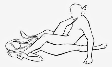необычные позы для секса