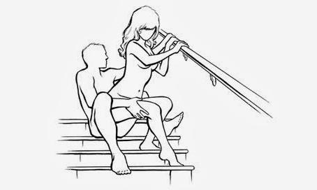 сексуальные позиции