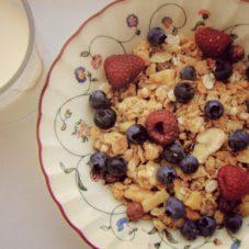 Идеальный мужской завтрак #11 — овсянка, сэр