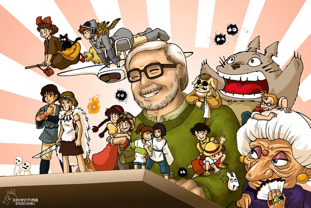 Хаяо Миядзаки   тот, кто увеличивает количество добра в мире BroDude.ru brodude.ru 20.02.2014 WHCTmpoG2z1K8 1024x686