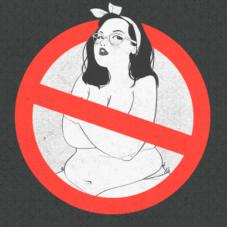 Ненависть по понедельникам: никто не любит толстых баб