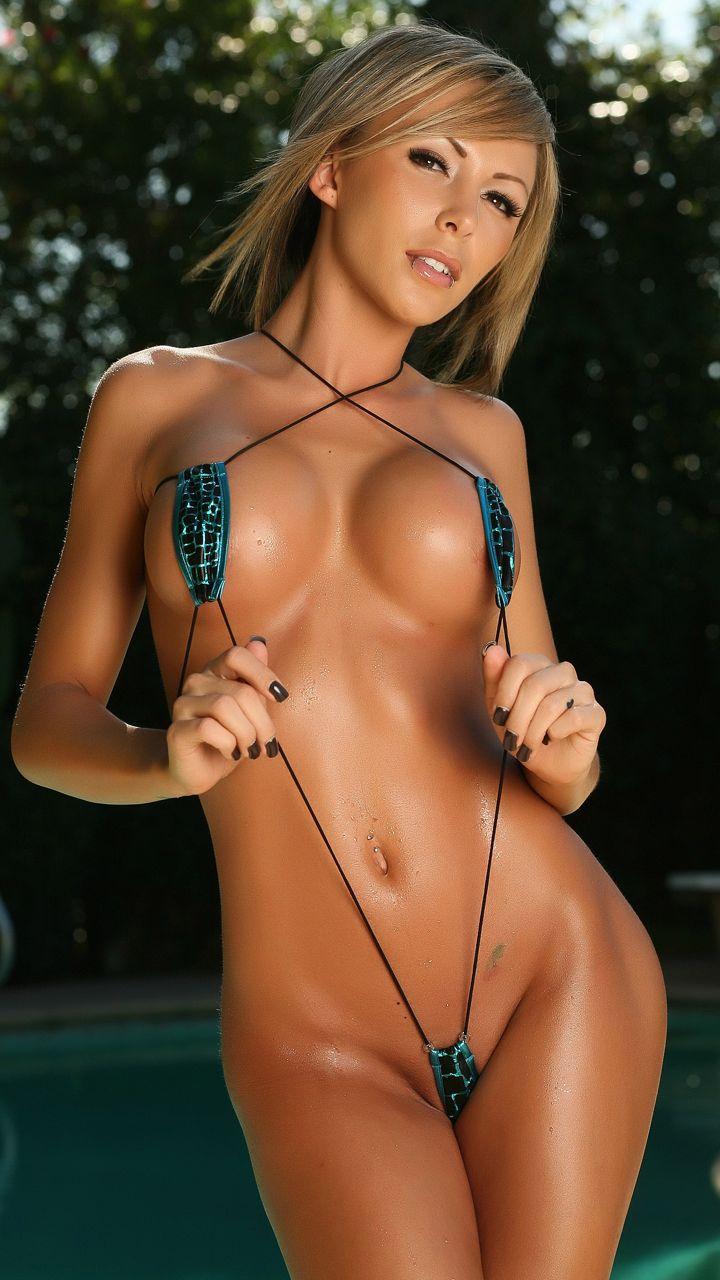 фото порно голые модели в бикини сама