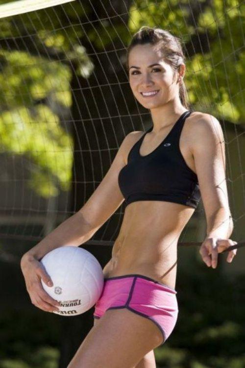 Фитнес девушки BroDude.ru