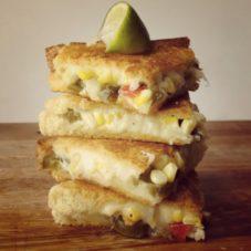 Идеальный мужской завтрак #20 — Сэндвич со сладкой кукурузой