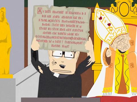 Кокаин в презервативах для Ватикана BroDude.ru