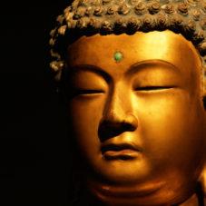 Чувак медитирующий