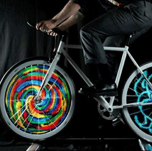 Велосипедные штуки