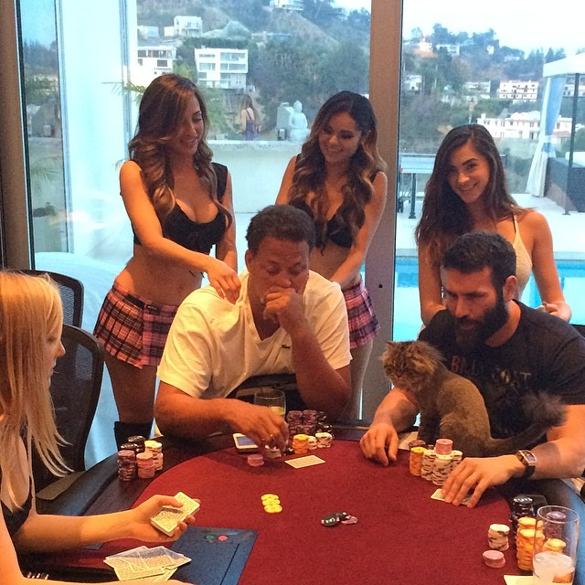 Покер с порнозвездами онлайн