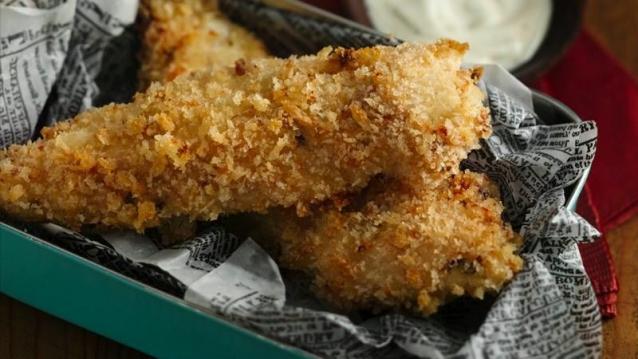 Не хуже, чем в KFC: 11 рецептов курицы в панировке BroDude.ru