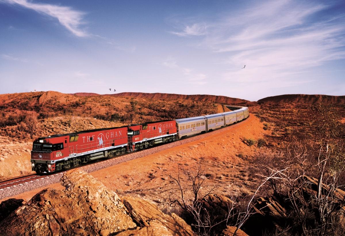 15 самых живописных железнодорожных маршрутов мира BroDude.ru