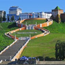 Лечь на курс # 21 — Нижний Новгород