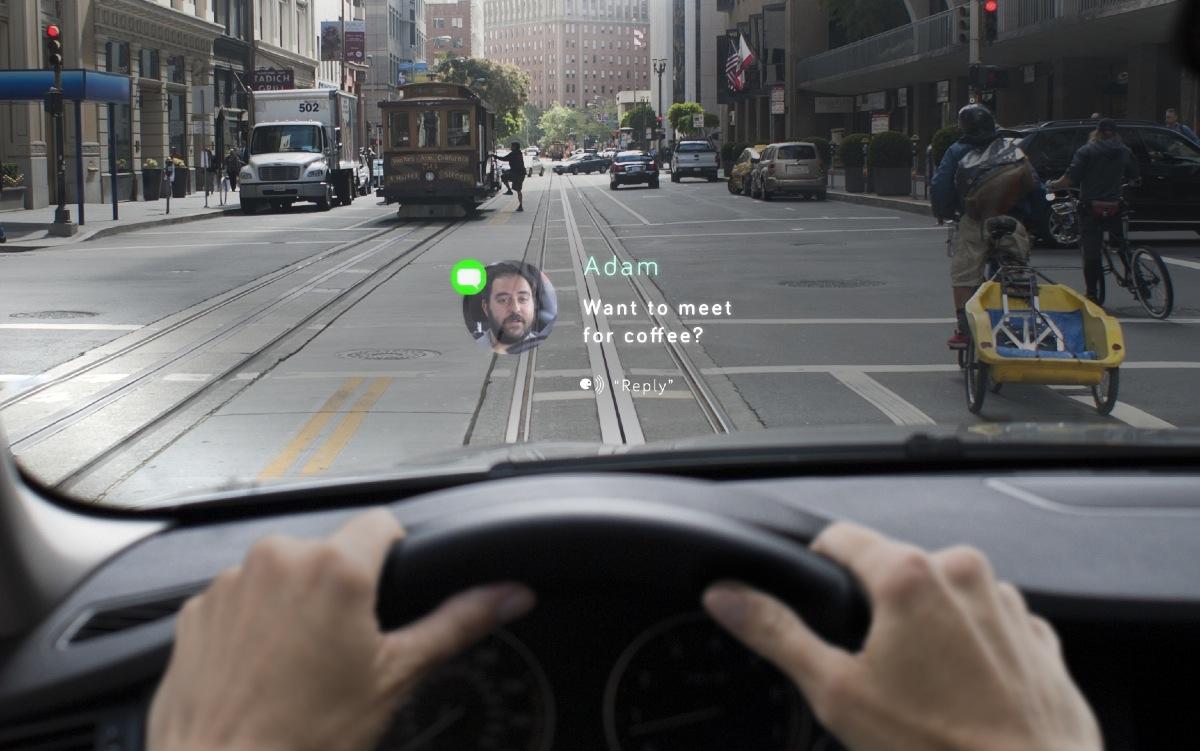 HUD дисплей в твоем автомобиле BroDude.ru