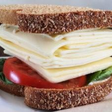 Лучший сырный бутерброд в мире