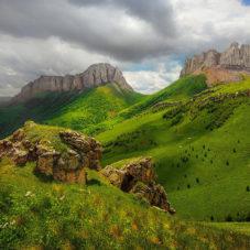Лечь на Курс #26 - Республика Адыгея
