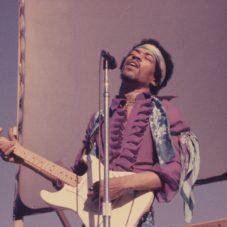 Джими Хендрикс — герой мира музыки