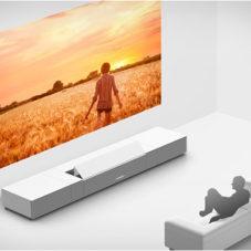 4K Ultra Short Throw – новый проектор от Sony