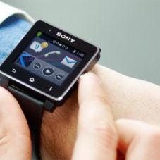 SmartWatch 2 – «умные» часы от Sony