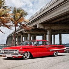 Chevrolet Impala: как родилась легенда