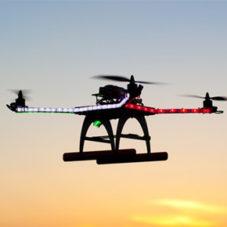 Как летающие дроны изменяют нашу жизнь