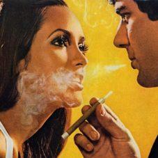 Винтажная реклама сигарет