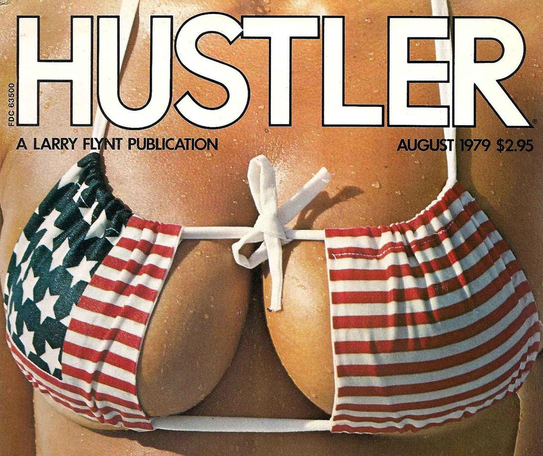 журнал hustler