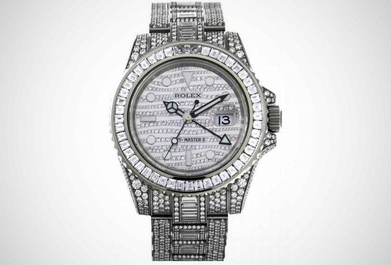 Самые дорогие Rolex