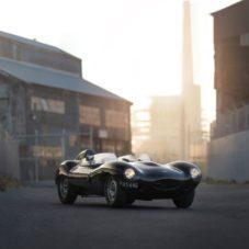 11 сексуальных фотографий легендарного Jaguar D-Type