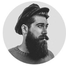 бородатый мужик