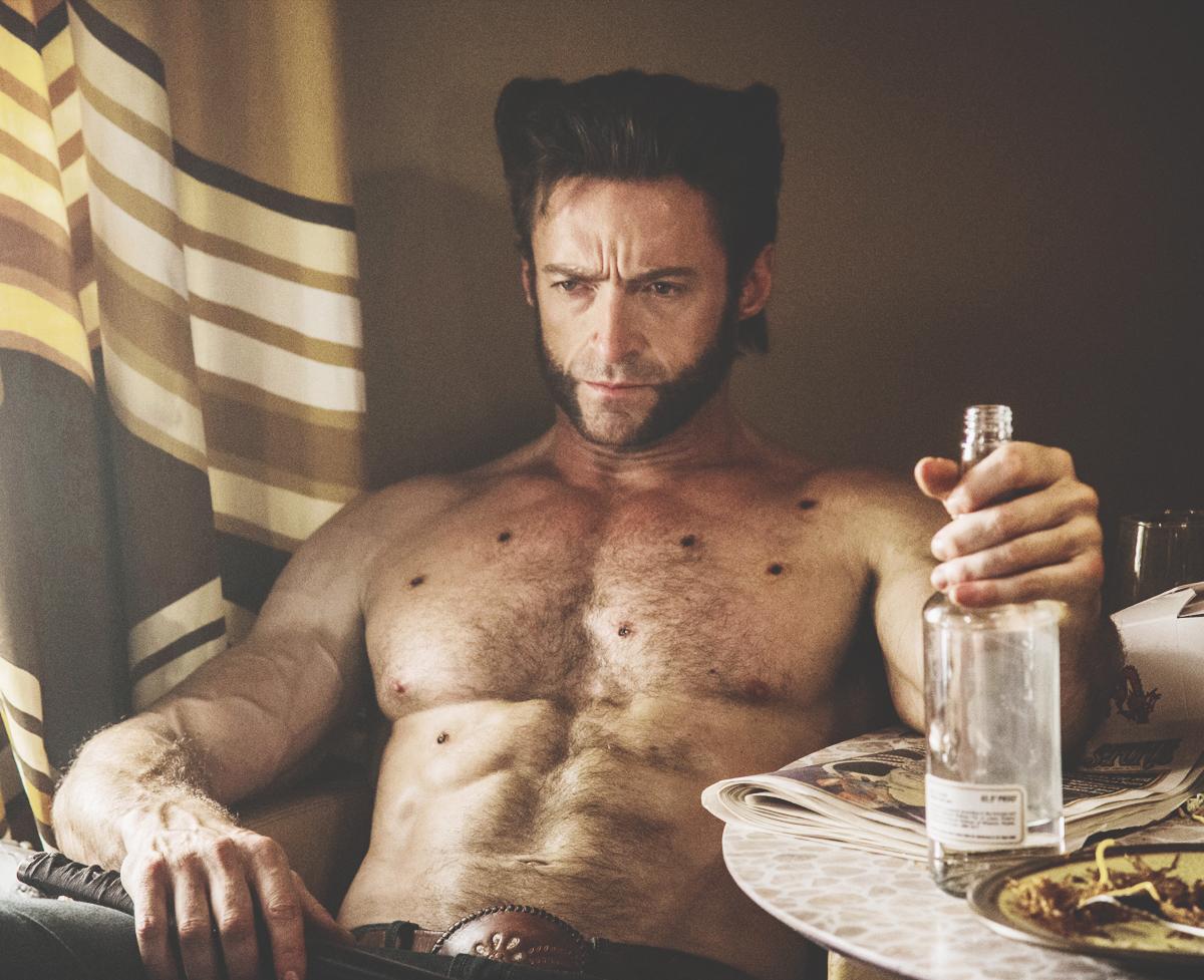 Волосы на грудине у мужчин
