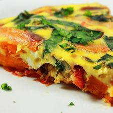 Испанский завтрак: тортилья и бокадильос