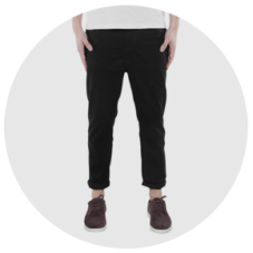Гид по мужским брюкам