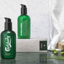 Линейка продуктов по уходу за собой от Carlsberg