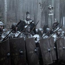 Тренировка римского легионера
