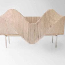 Необычный Wave Cabinet