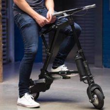 Компактный A-Bike Electric