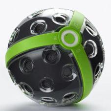Panono camera: мяч, снимающий панорамы